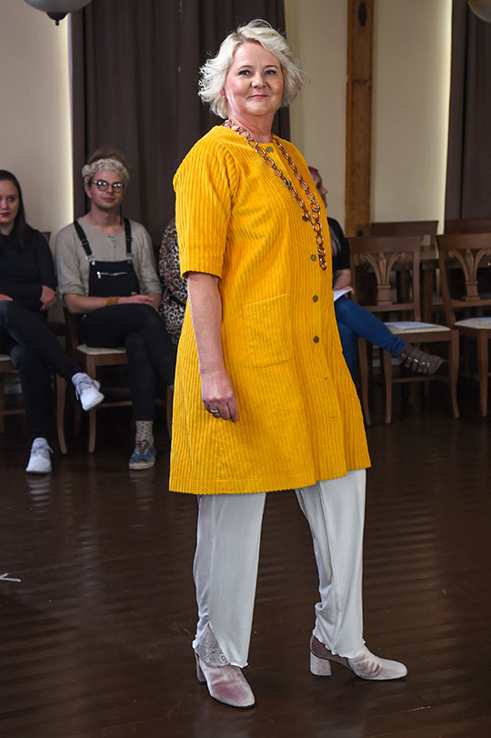Ivana Helsinki Nadine dress samenttimekko