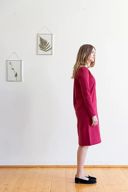 Alina Piu, Viola dress
