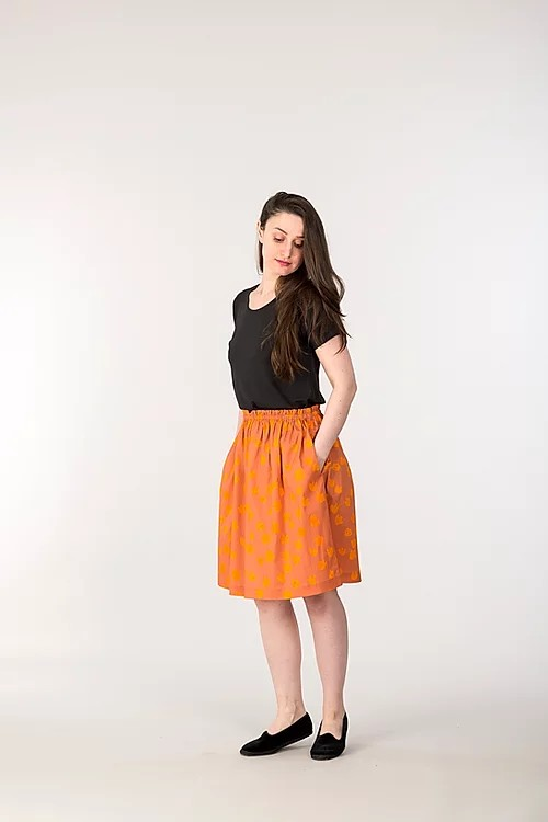 Alina Piu, Tiana skirt