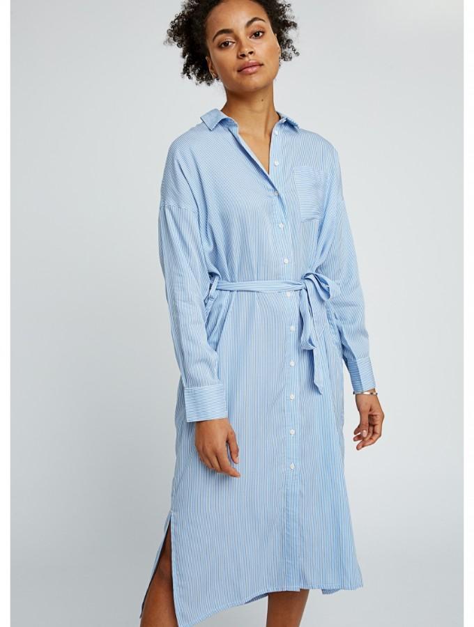 60055_People Tree_Ginny Stripe Shirt Dress_L_V306UW.BL1