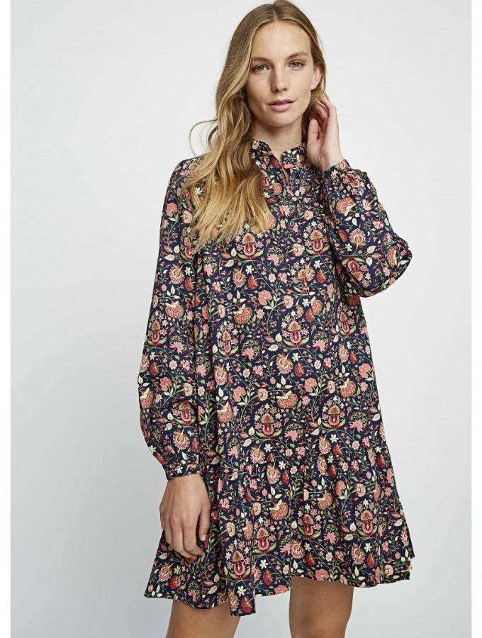 60064_ People Tree_Yasmin Flared dress
