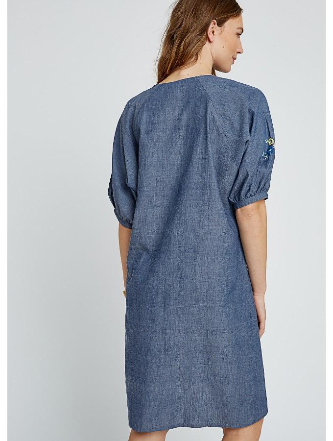 People Tree-patti-embroidered-dress-
