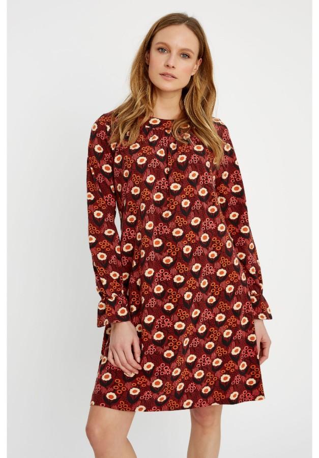 Daisy short Print dress _1