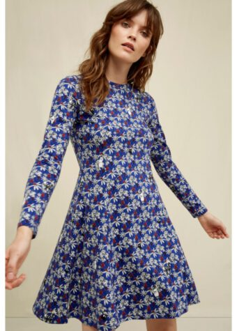 People Tree Moomin Berry Dress