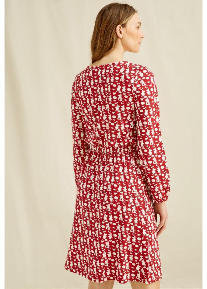 People Tree moomin-family-dress-