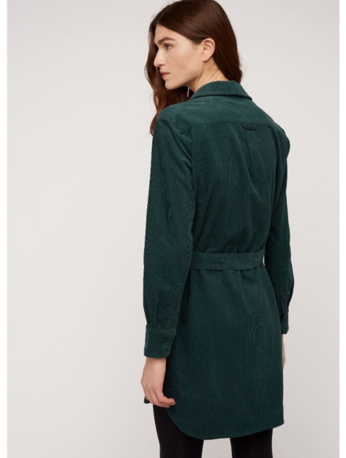 People Tree_franca-corduroy-shirt-dress-in-green--