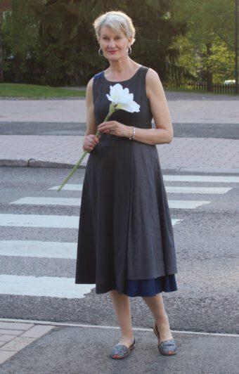 Tauko Shore dress melange