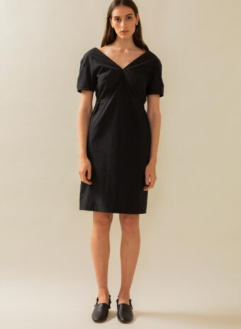 Tauko crystal_dress-coal_black-
