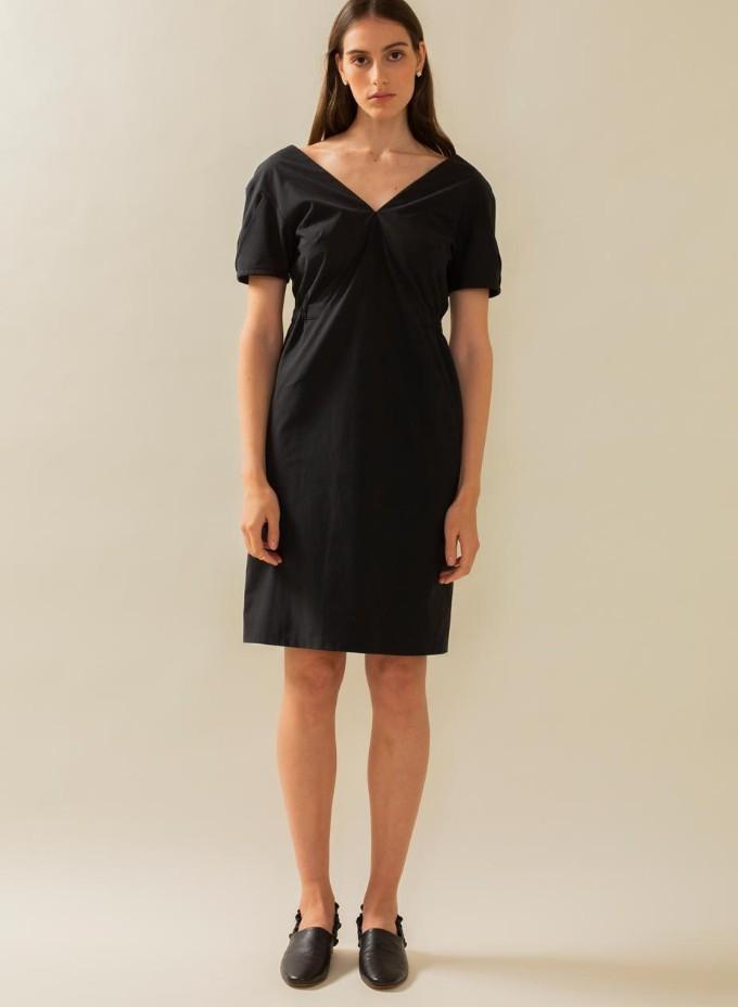 Tauko crystal_dress-coal_black-