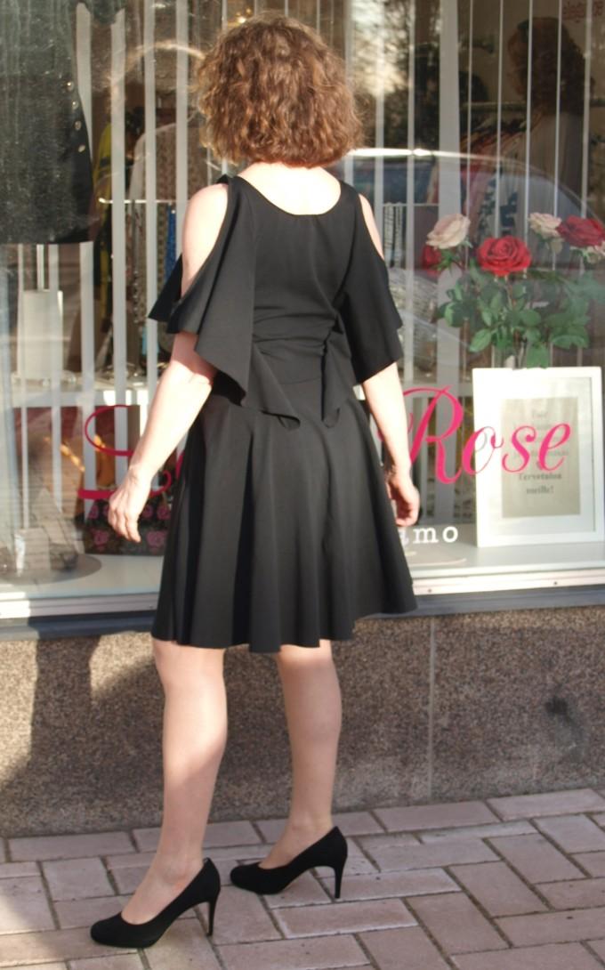 Pietamo Ilona mekko musta