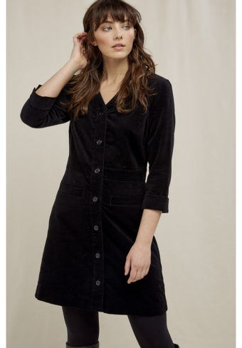 People Tree elizabeth velvet dress