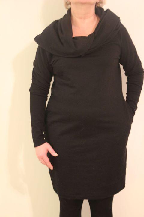 Kativee Anakin mekko, musta, XL