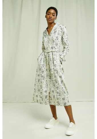 People Tree, V&A Anaya Shirt Dress,XL