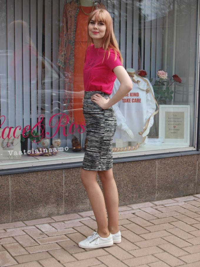 People Tree, skirt, SRA