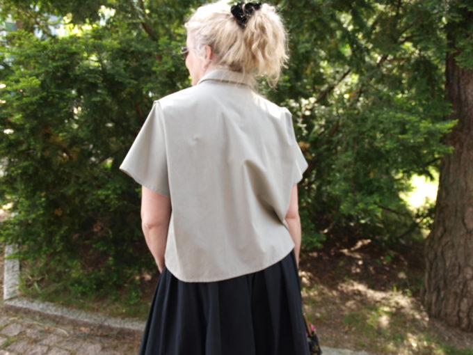 Tauko Design Mineral shirt grey, XL
