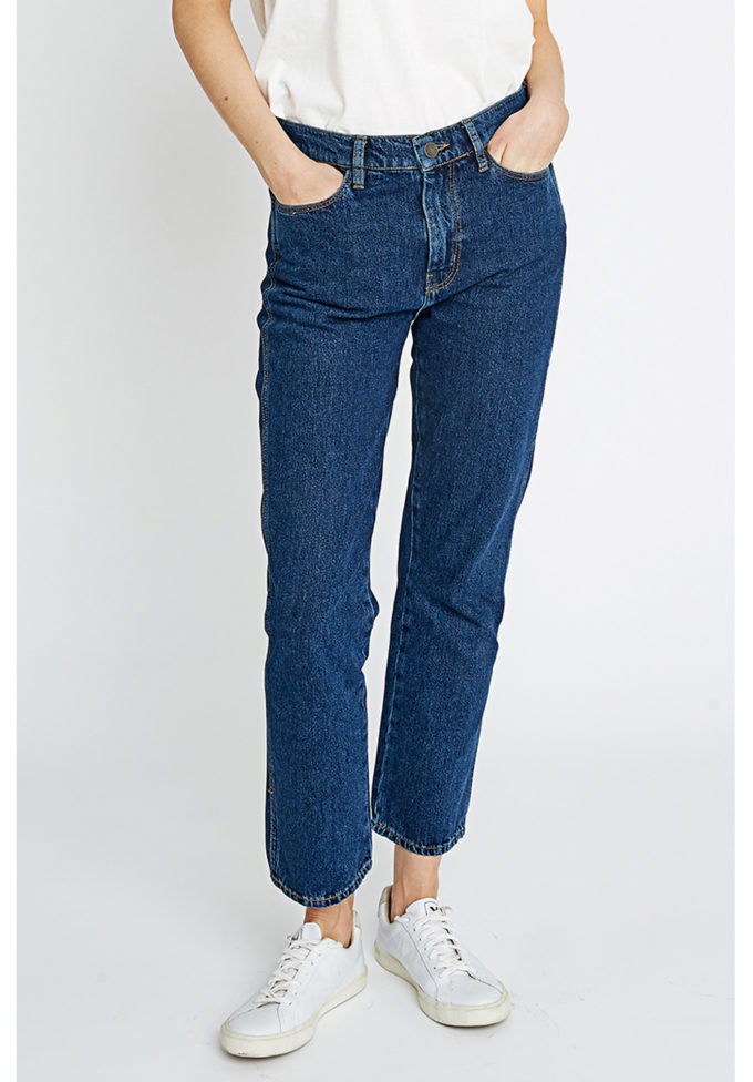People Tree, cecile-straight-leg-jeans