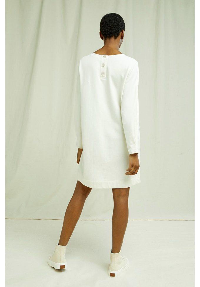 People Tree, Meera Fleece Dress,XL