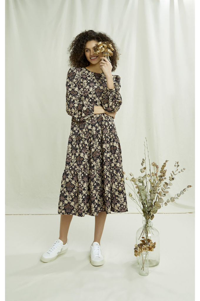 People Tree, V&A ,Celandine-dress-