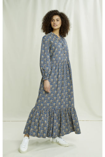 People Tree, V&A, Millefleur maxi dress-